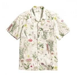Tek Cepli Desenli Gömlek